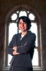 Political Science Chair Marissa Golden