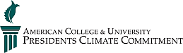 graphic: American College and University Presidents Climate Commitment