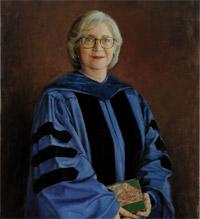 portrait of Nancy J. Vickers