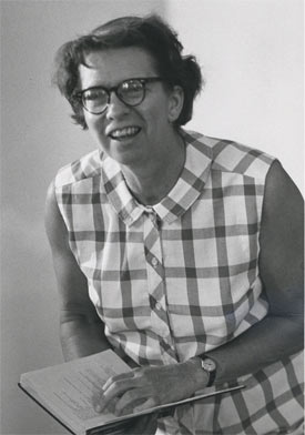 photo of Mabel Lang