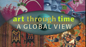 graphic: Art Through Time: A Global View
