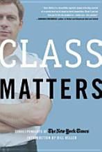 Class Matters book cover