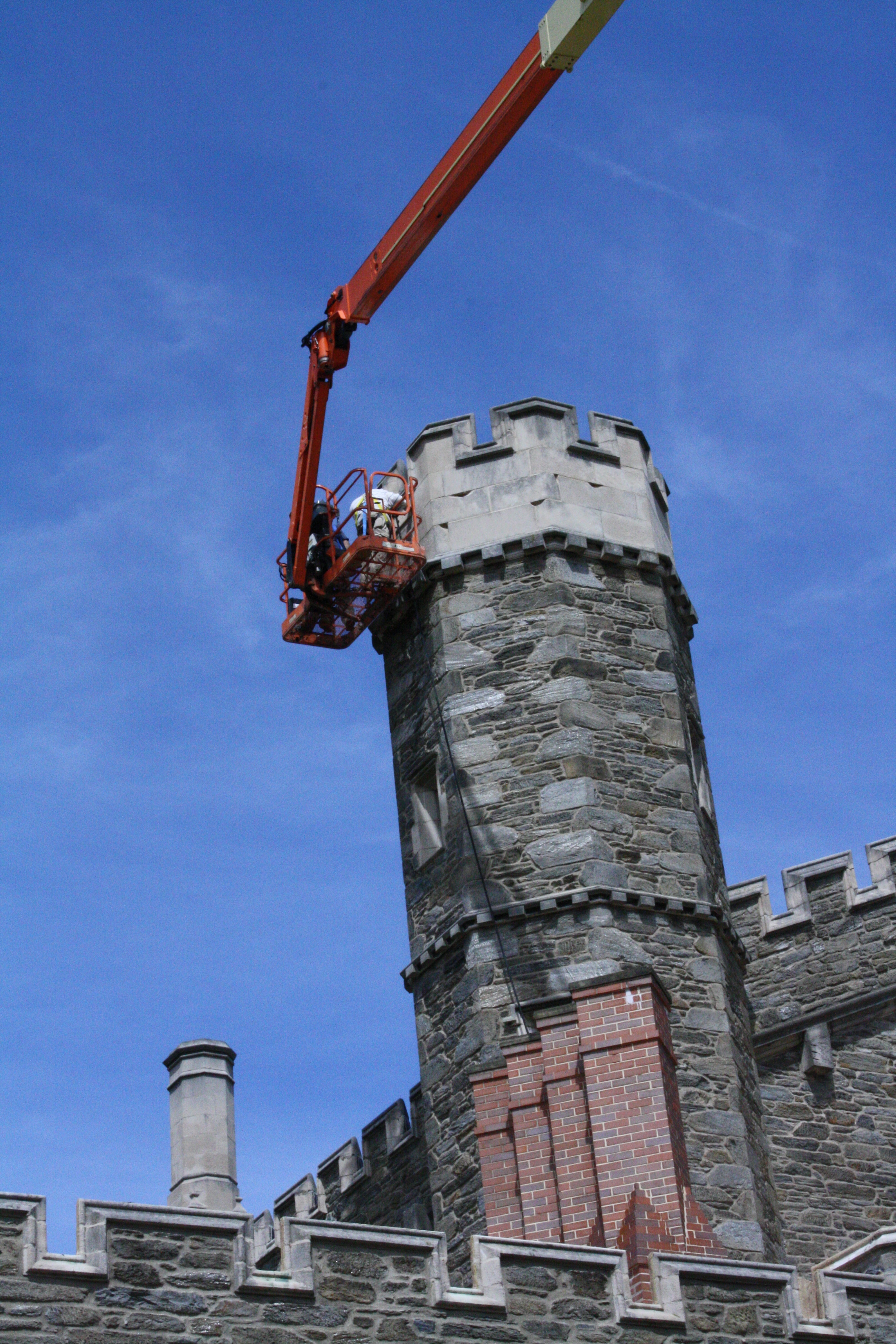 Thomas Cloister To Be Open In Time For Lantern Night