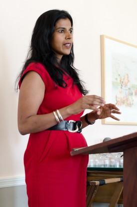 Meera Gilbert, '90, Principal, Meera Gilbert & Associates, LLC