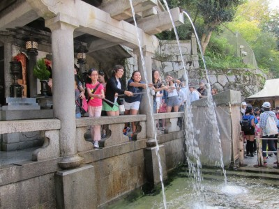 Contemplative Traditions Students in Japan