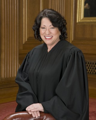 Official Sotomayor