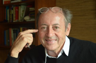 Billy Collins © Suzannah Gilman